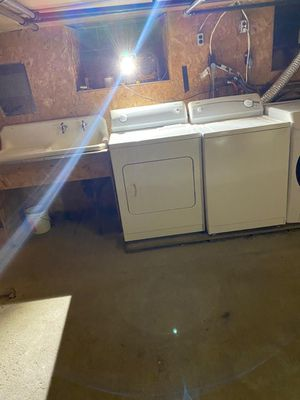 Washer and dryer for Sale in Fall River, MA