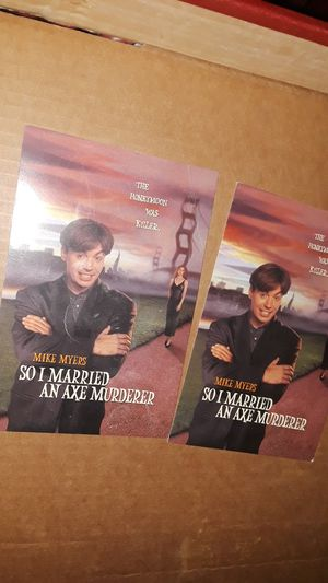 2 Mike Meyers screening passes for Sale in Seattle, WA