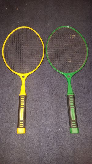 Pair of Tennis Rackets for Sale in Brooklyn, NY