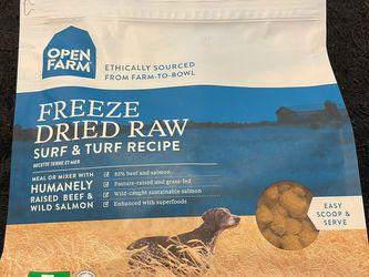Open Farm Freeze Dried Raw for Sale in Long Beach,  CA