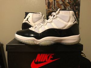 Jordan 11 concord for Sale in Garland, TX