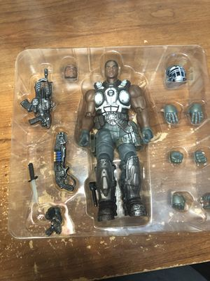 STORM Collectibles Gears of War Cole Action Figure for Sale in Phoenix, AZ