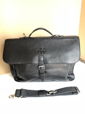VINTAGE BRIEFCASE/ MESSENGER style from CALVIN KLEIN for Sale in Hollywood, FL