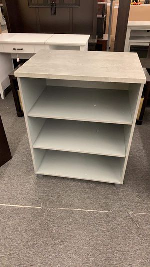 Microwave Cart // Storage Cabinet with Adjustable Shelf (Fathers Day Special) JM** $75 for Sale in Houston, TX