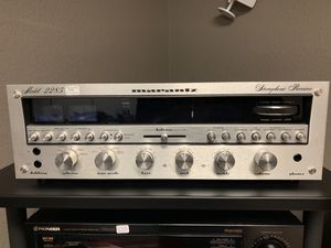 Vintage Marantz 2285 stereo amplifier for Sale in Lynnwood, WA