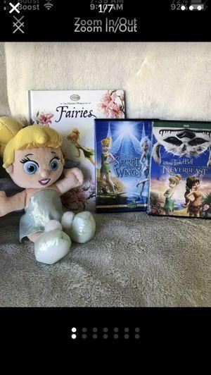 Tinkerbell Bundle for Sale in Melbourne Village, FL