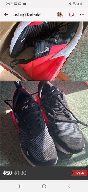 Nike airmax270 for Sale in Wahneta, FL