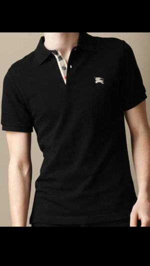 Burberry placket polo for Sale in Orlando, FL