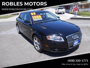 2007 Audi A4 for Sale in San Jose, CA