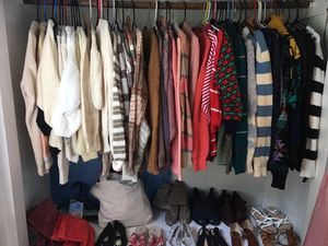 Vintage Clothing WHOLESALE - excellent condition for Sale in Shoreline, WA