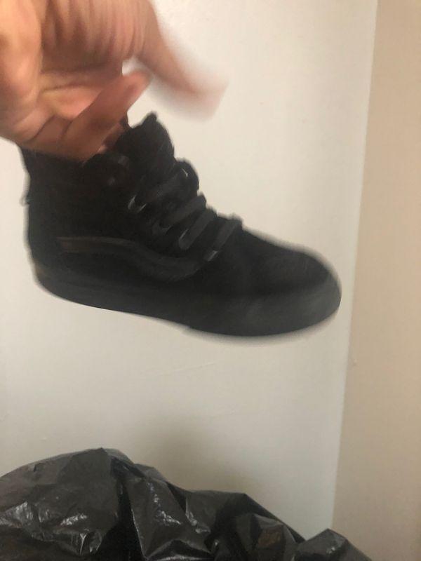 Toddler van sneakers