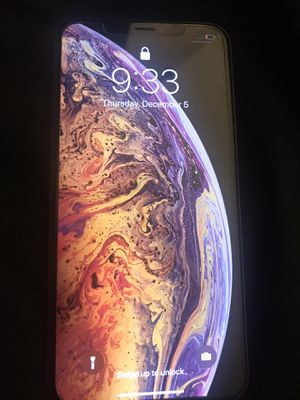 iphone xs max gold unlocked for Sale in San Jose, CA