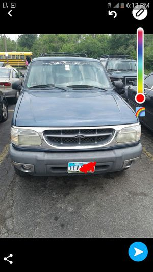 2000 Ford Explorer, look if you need reliable transportation, you need to buy this truck while you can,strong transmission. for Sale in Columbus, OH