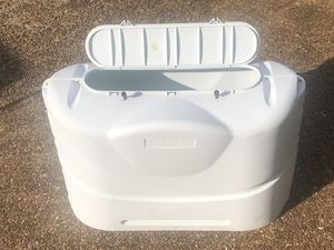 LP Gas Double Camper Cover for 2 20lbs Propane Tanks for Sale in Ooltewah, TN