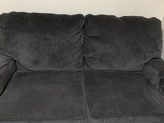 Dark Charcoal Grey Couch Set for Sale in Medford,  MA