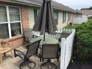 Patio set for Sale in Stewart, OH