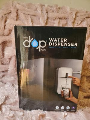 Every Drop water dispenser in factory packaging for Sale in Loveland, OH