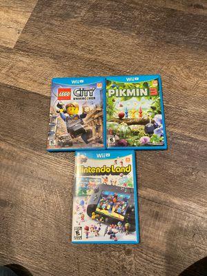 Nintendo Wii U games for Sale in Syracuse, UT