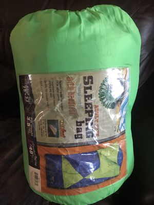 Adult size Sleeping bag for Sale in Lewisville, TX