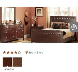 Raymond & Flanigan bedroom set (4 pieces) for Sale in Philadelphia, PA