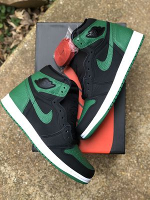 "New Retro 1 ""pine green"" Men's and Gs for Sale in Manassas, VA"