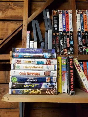 VHS Movies for Sale in Sacramento, CA