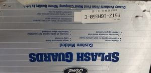 2 sets of FORD splash guards for Sale in Hutchinson, KS