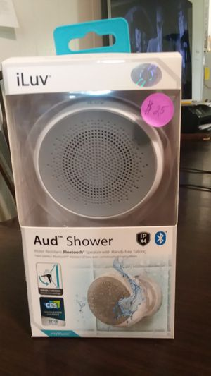Audio Shower speaker for Sale in Rosharon, TX