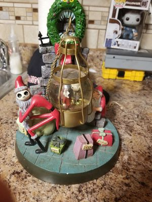 Nightmare Before christmas snowglobe for Sale in Edison, NJ