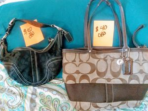 Coach Bags for Sale in Bartow, FL