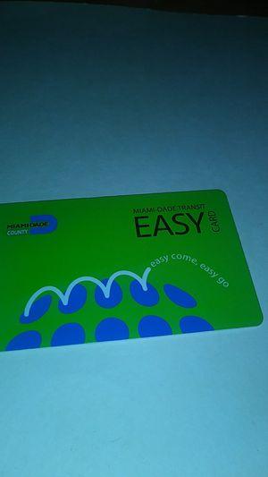 Miami-Dade bus card for Sale in Miami, FL