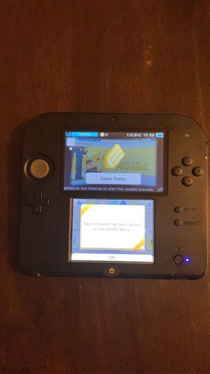 Nintendo 2ds blue for Sale in Fort McDowell, AZ