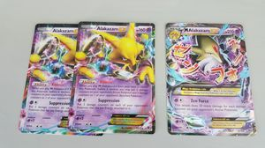 Alakazam EXs & Mega Alakazam EX Pokemon Cards for Sale in Phoenix, AZ