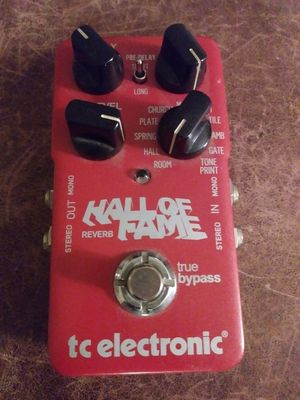 Hall of Fame Reverb Pedal for Sale in Lakeland, FL