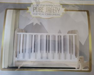 Go Mama Go Liners Doctor pure safety vertical crib approved for Sale in Kissimmee, FL