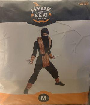 Ninja Costume for Sale in North Potomac, MD