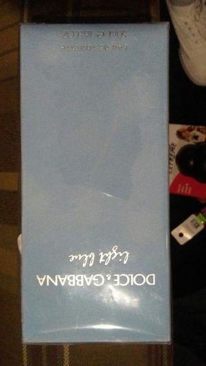Brand New Dolce & Gabana Light Blue for Sale in San Bernardino, CA