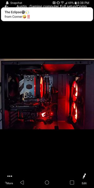 Amazing custom built pc for Sale in Warren, MI
