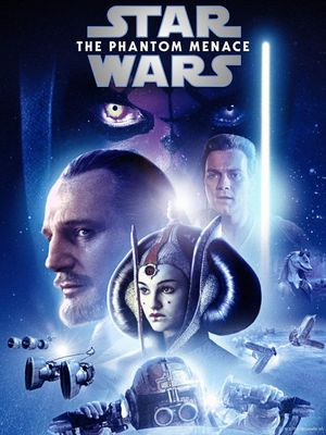 Star Wars: The Phantom Menace HD Digital Movie Code for Sale in Fort Worth, TX