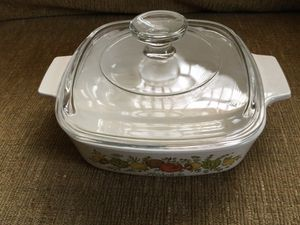 Corningware..L'Echalote with lid for Sale in Indian Rocks Beach, FL
