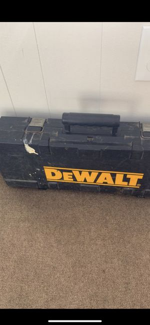 Dewalt reciprocating saw for Sale in Naugatuck, CT