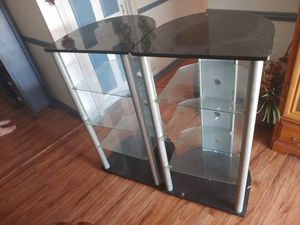 livingroom piers with storage shelves for Sale in Rancho Cucamonga, CA