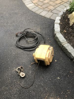 Winch for boat or truck for Sale in Smithtown, NY