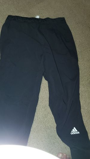 Mens adidas track wind pant for Sale in Laurel, MD