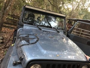 1998 Jeep Wrangler Tj for Sale in Hudson, FL