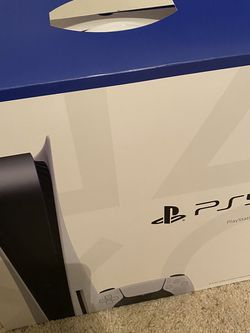 Ps5 Disc Edition - Brand New/Unopened for Sale in Sandy Springs,  GA