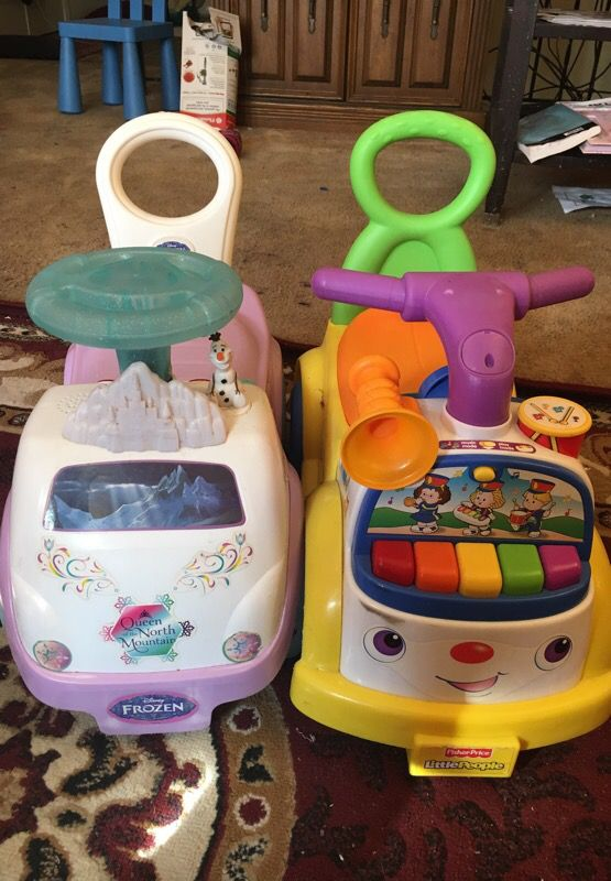Toy cars for kids (2 for $40)