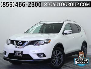 2016 Nissan Rogue for Sale in Montclair, CA