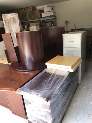 Office Furniture for Sale by Individual for Sale in Houston, TX