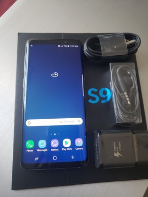 Samsung Galaxy S9, Factory Unlocked.. Excellent Condition. for Sale in West Springfield, VA